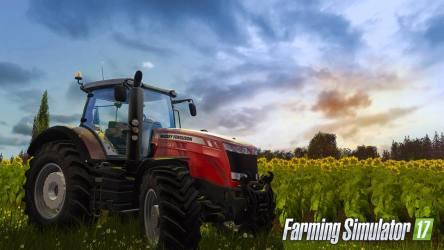 Farming Simulator 17 Announced
