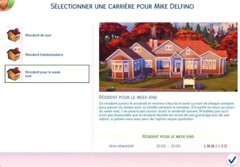Mod Maison De Retraite Pour Les Sims 4 Mod Sims 4