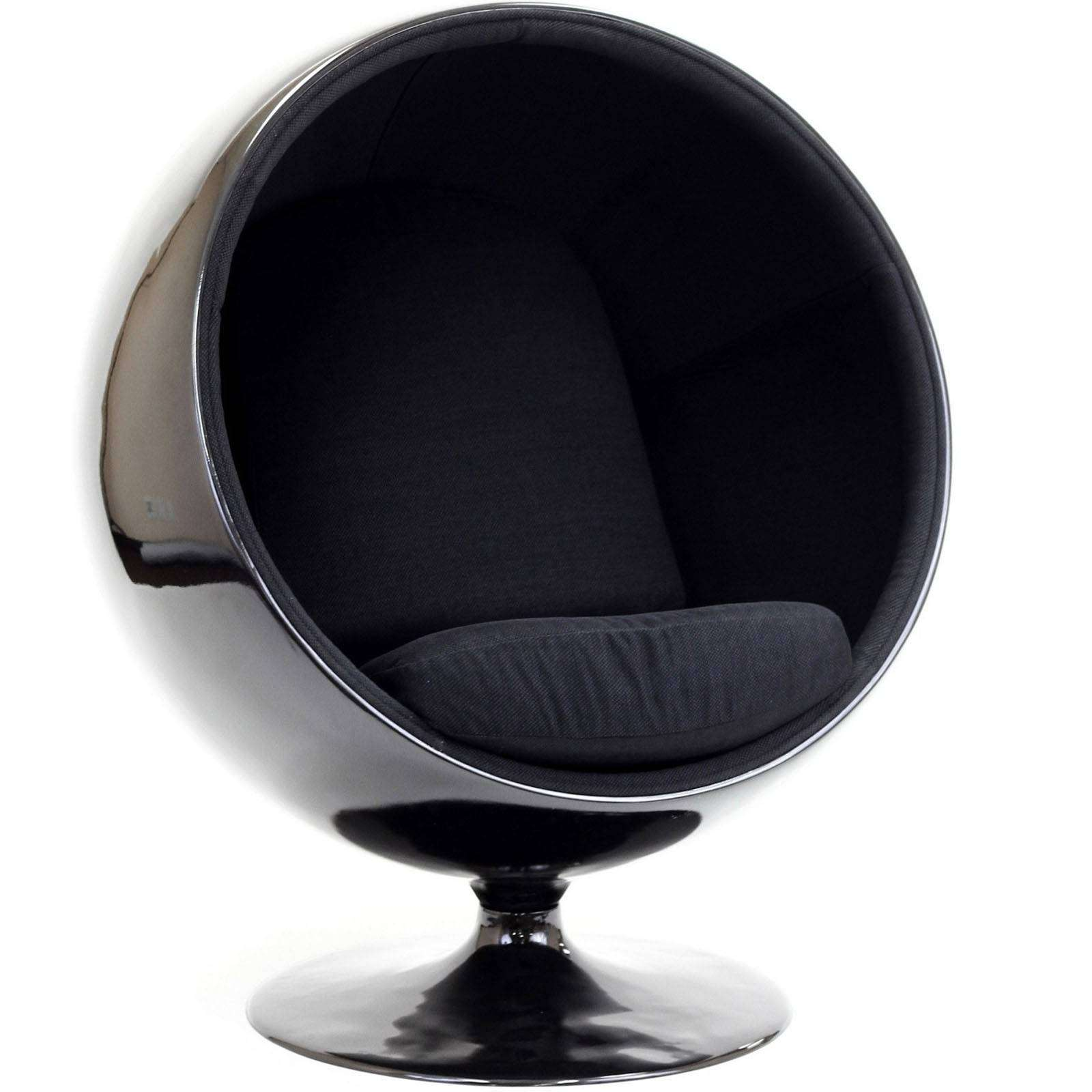 Pod Chairs Eero Aarnio Style Ball Chair