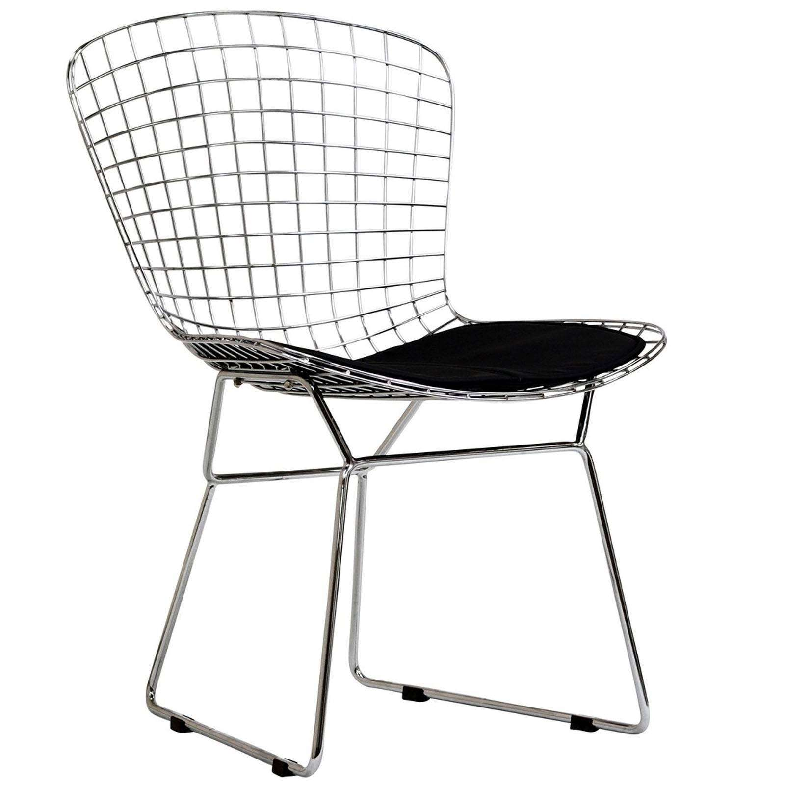 Harry Bertoia Chair Harry Bertoia Style Side Chair