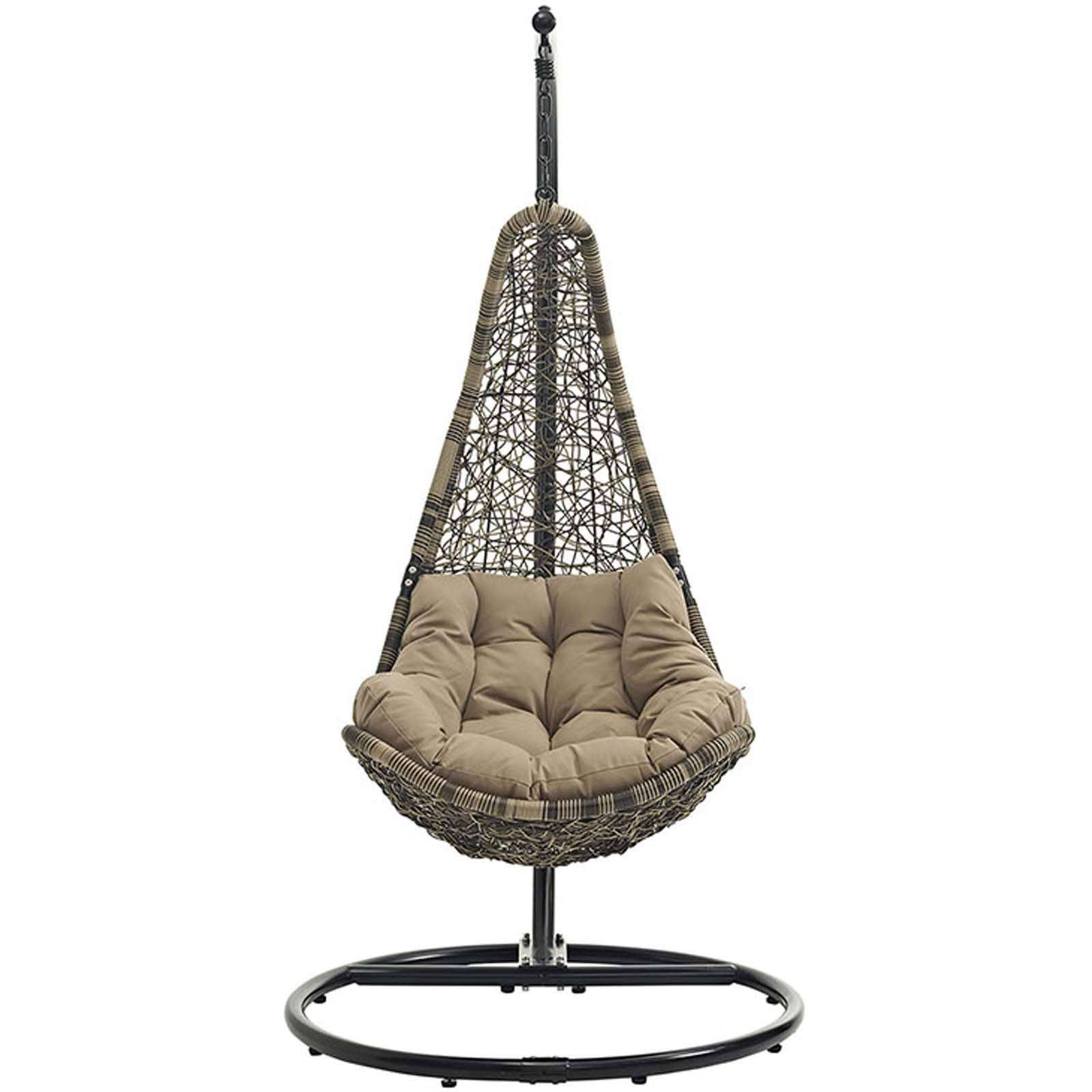 Patio Swing Chair Modterior Outdoor Outdoor Chairs Abate Outdoor