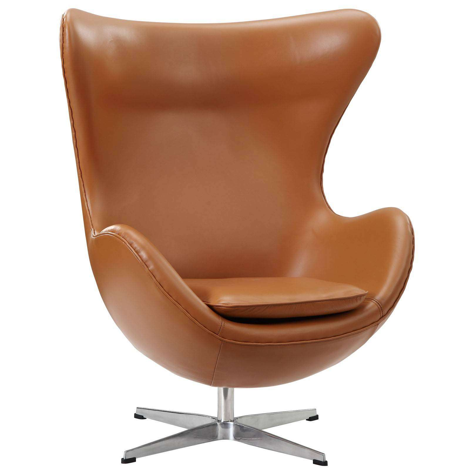 Baby Egg Chair Arne Jacobson Style Egg Chair Leather