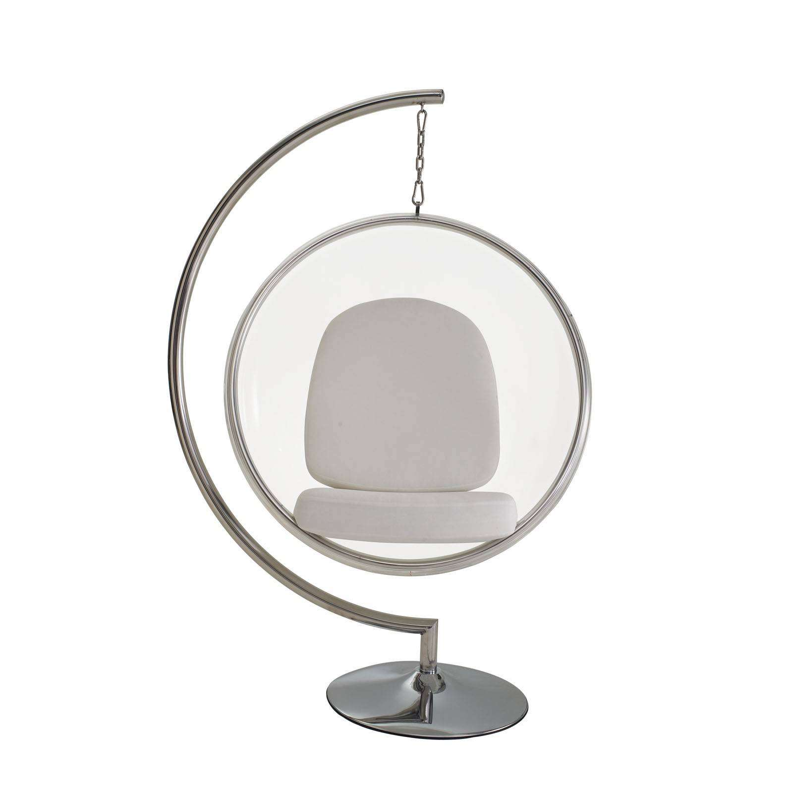 Bubble Chair Eero Aarnio Style Bubble Chair W Stand