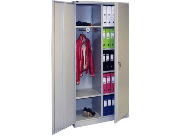 Металлический шкаф для офиса NOBILIS NM-1991/2U