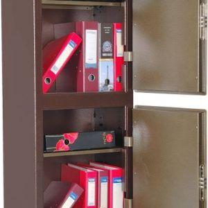 Шкаф бухгалтерский МБ-21 ЭР (Распродажа)