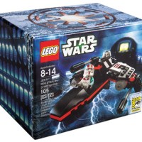 LEGO San Diego Comic Con Jek-14 Mini Stealth Starfighter
