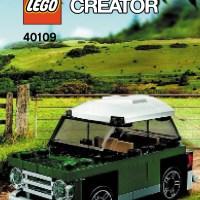 LEGO mini Mini Cooper 40109