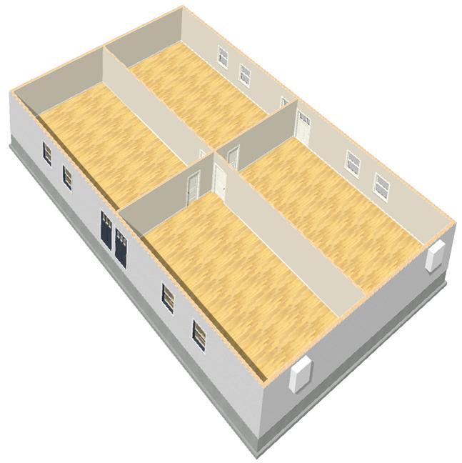 Four Classroom Design