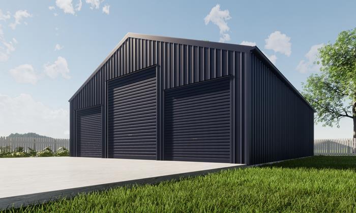 Caravan Garage.