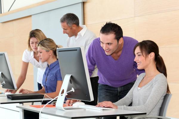 Computer Training Class