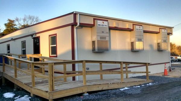 Modular Guard House Buildings Genius - Year of Clean Water