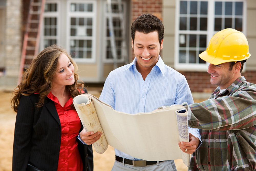 general contractor or home builder