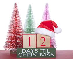 Days Until Christmas.12 Days Until Christmas