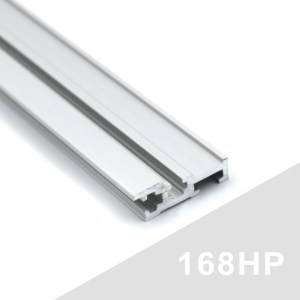 168HP EURORACK RAILS