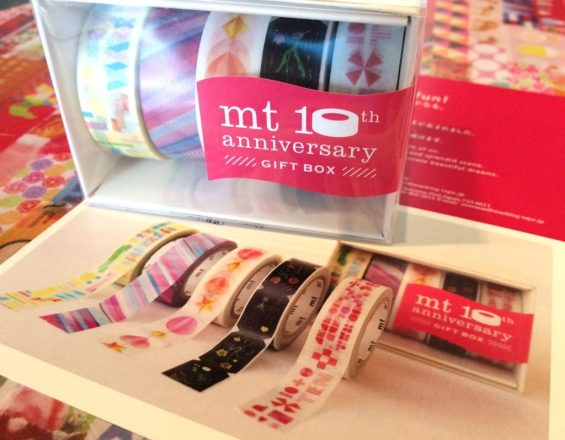 mt 10th anniversary GIFT BOX 発売!