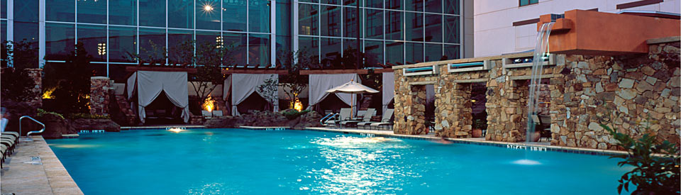 Grapevine Pools Gaylord Texan Resort Convention Center