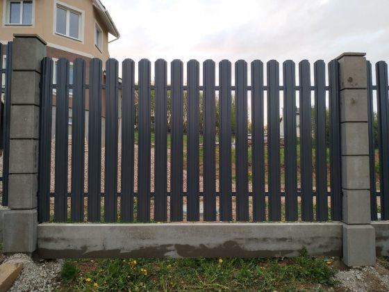 Забор Валковыск
