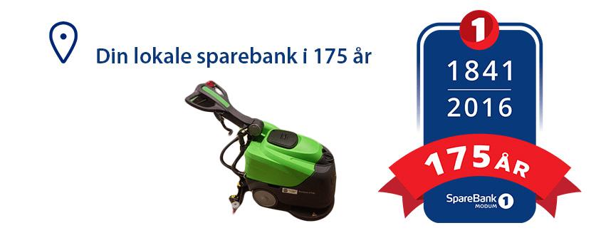Sparebanken 1 Modum - 175 år