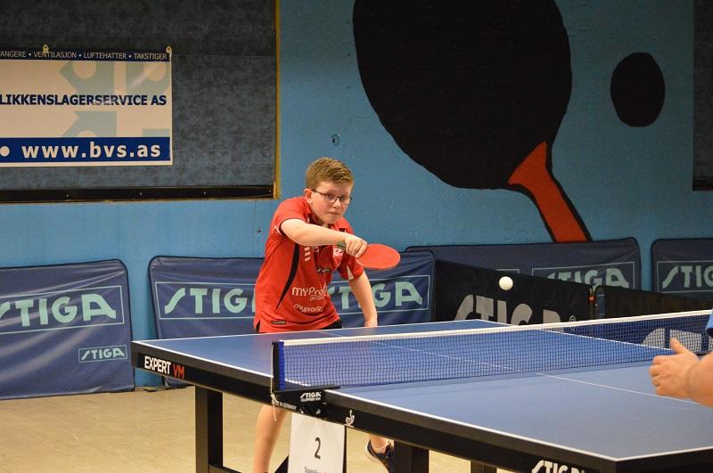 Marius-Sparebank 1-cup 2016