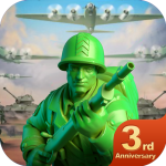Army Men Strike – Military Strategy Simulator 3.30.0 APK MODs Unlimited money free Download on Android