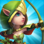 Castle Clash APK MODs Unlimited money free Download on Android