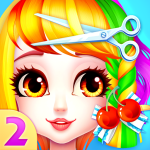 Fashion Hair Salon Games Royal Hairstyle APK MODs Unlimited money free Download on Android