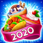 Food Pop Food puzzle game king in 2020 APK MODs Unlimited money free Download on Android