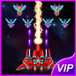 Galaxy Attack Alien Shooter Premium APK MODs Unlimited money free Download on Android