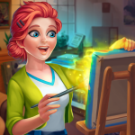 Gallery Coloring Book by Number Home Decor Game APK MODs Unlimited money free Download on Android