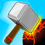 Hammer Master 3D APK MODs Unlimited money free Download on Android