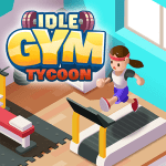 Idle Fitness Gym Tycoon – Workout Simulator Game 1.5.2 APK MODs Unlimited money free Download on Android
