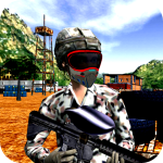 PaintBall Combat Multiplayer APK MODs Unlimited money free Download on Android