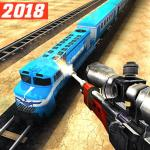 Sniper 3D Train Shooting Game APK MODs Unlimited money free Download on Android