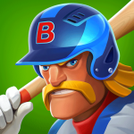 Super Hit Baseball APK MODs Unlimited money free Download on Android
