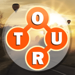 Word TravelWorld Trip with Free Crossword Puzzle APK MODs Unlimited money free Download on Android
