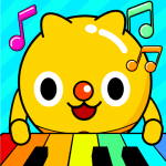 Baby Piano For Toddlers Kids Music Games 1.0 APK MODs Unlimited money free Download on Android