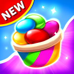 Candy Blast Mania – Match 3 Puzzle Game 1.4.9 APK MODs Unlimited money free Download on Android
