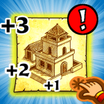 Castle Clicker Build a City Idle City Builder 4.6.730 APK MODs Unlimited money free Download on Android
