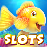 Gold Fish Casino Slots – Free Slot Machine Games 25.13.02 APK MODs Unlimited money free Download on Android