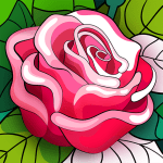 Hey Color Paint by Number Art Coloring Book 1.4.5 APK MODs Unlimited money free Download on Android