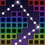Neon Bricks Master 1.0.9 APK MODs Unlimited money free Download on Android