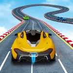 Ramp Car Stunts 3D- Mega Ramp Stunt Car Games 2021 1.2 APK MODs Unlimited money free Download on Android