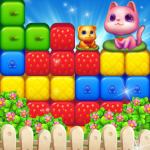 Sweet Garden Blast Puzzle Game 1.3.9 APK MODs Unlimited money free Download on Android