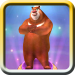 Bear Jungle Adventure Bear Run 3D 2.1 APK MODs Unlimited money free Download on Android