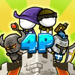 Castle Defense Online 1214 APK MODs Unlimited money free Download on Android