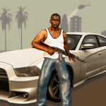 Gangster Mafia Grand Vegas City crime simulator 1.85 APK MODs Unlimited money free Download on Android