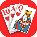 Hearts – Card Game Classic 1.0.16 APK MODs Unlimited money free Download on Android