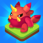 Monster Merge King 1.2.4 APK MODs Unlimited money free Download on Android