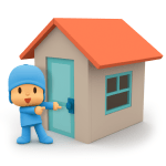 Pocoyo House best videos and apps for kids 3.2.5 APK MODs Unlimited money free Download on Android
