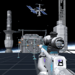 Space Warrior Target Shoot 1.0.3 APK MODs Unlimited money free Download on Android